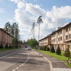 Панорама поселка Елочка